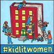 #KidlitWomen logo